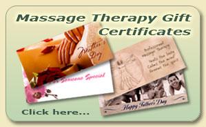 Gift Certificate | Somatic Massage