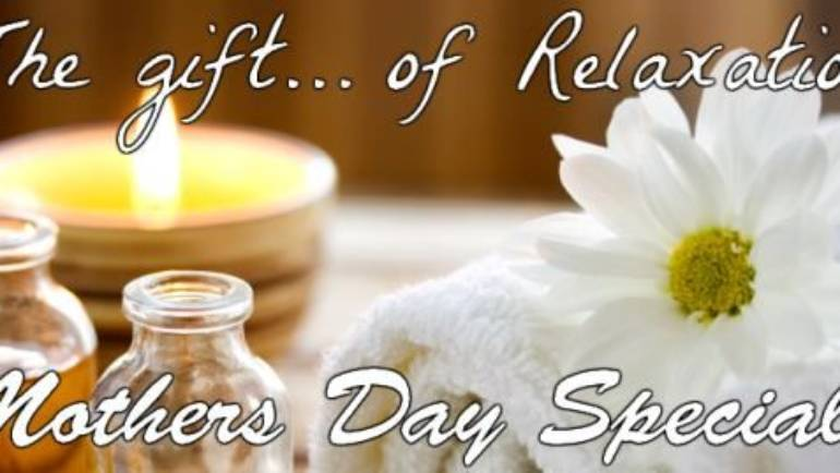 Special Mother's Day Pamper Packages!