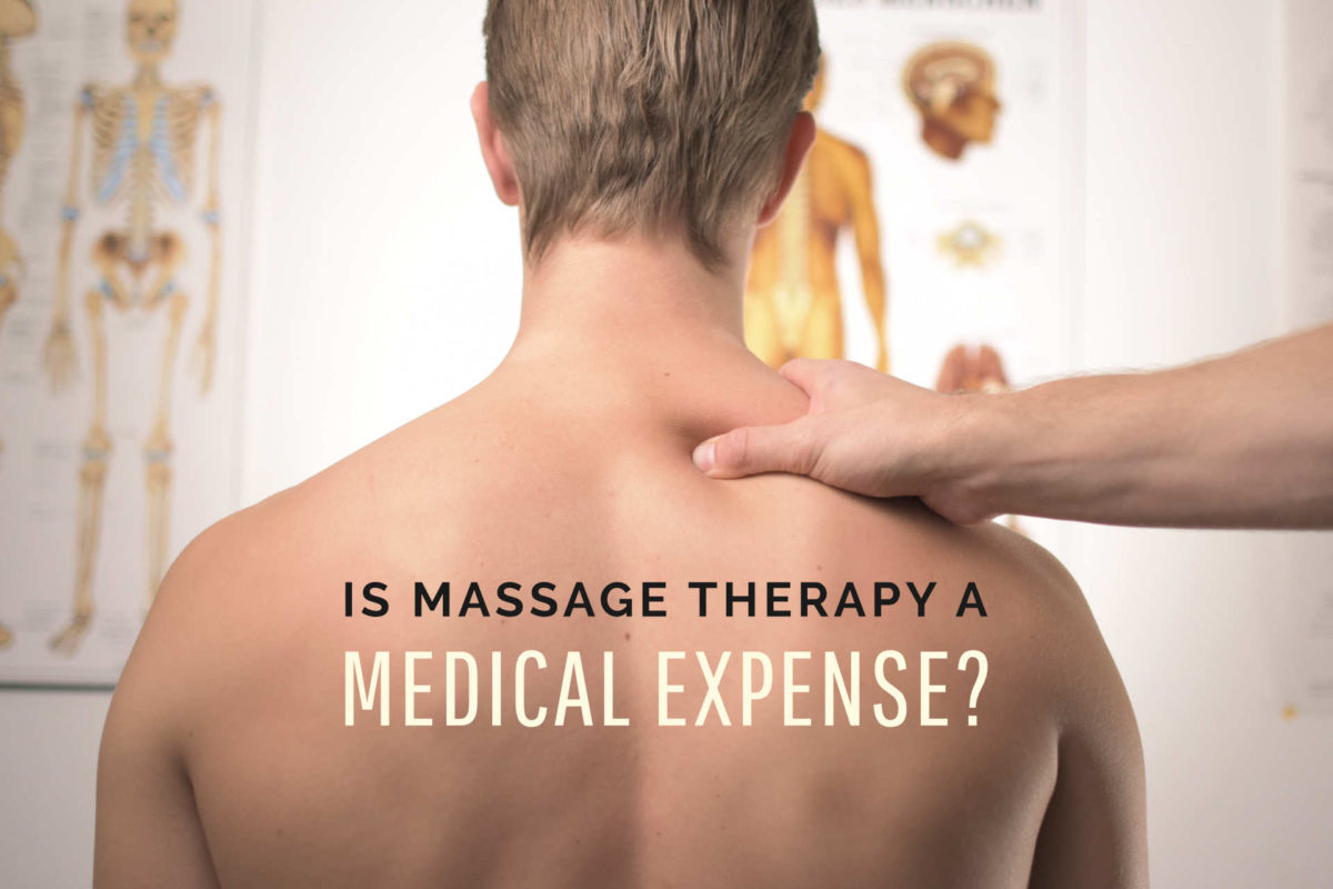 Is Massage Therapy a Medical Expense?
