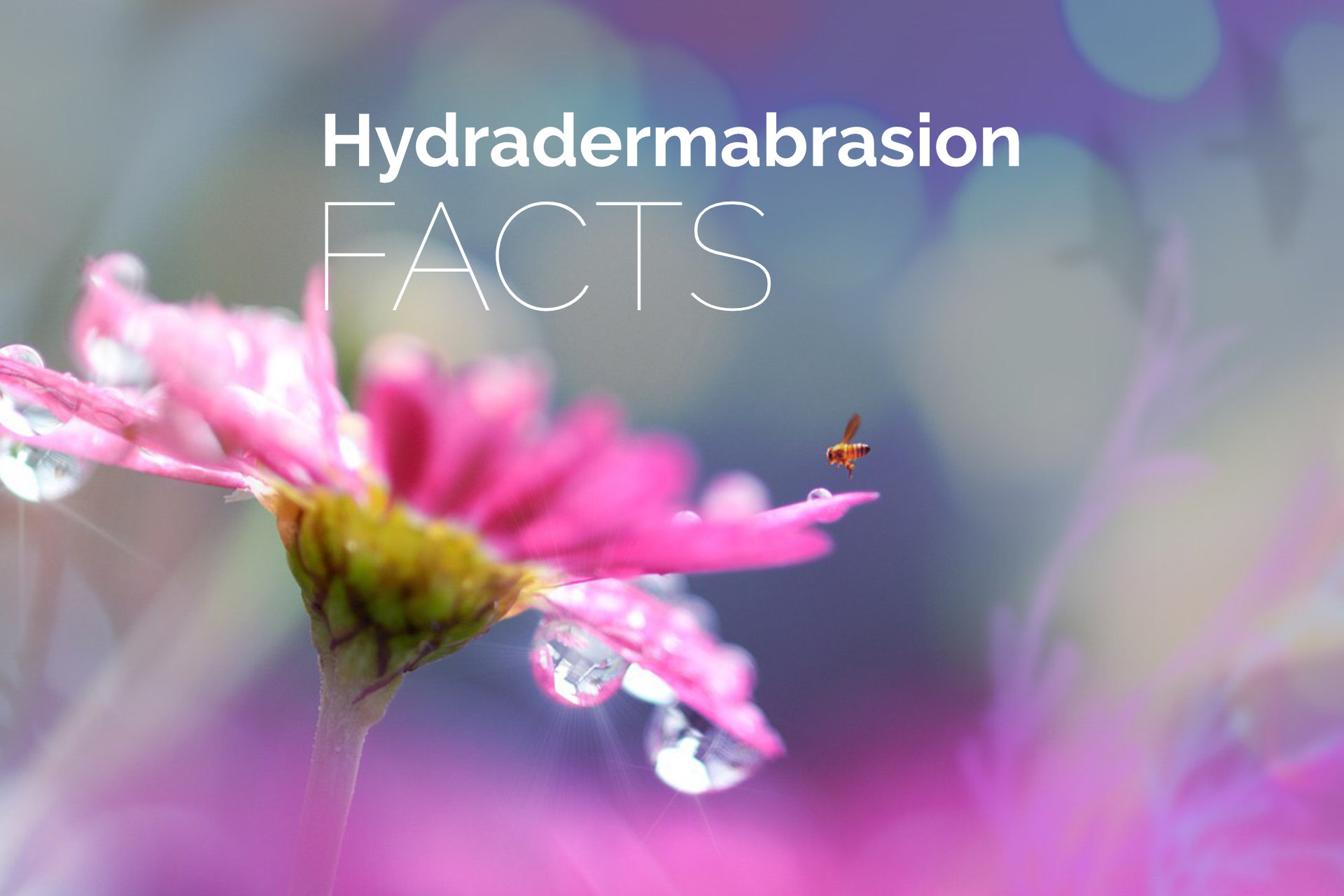 Six Signature Steps For Hydradermabrasion